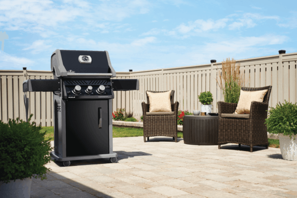 Napoleon rogue rxt365sib | this bbq is the perfect addition to your patio this summer | safe home fireplace in london & strathroy ontario