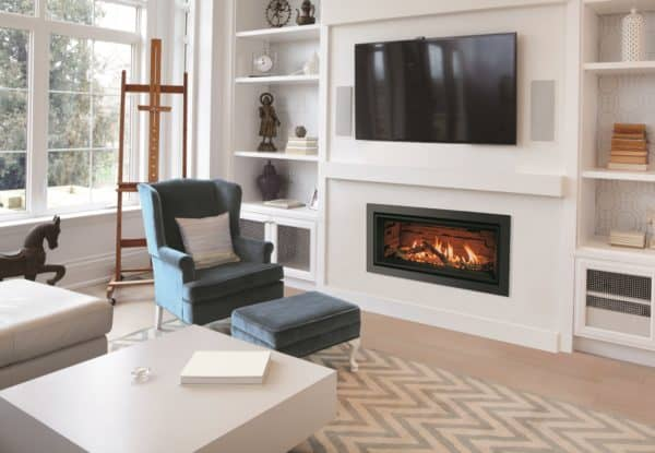Enviro c34 linear gas fireplace | safe home fireplace in london & strathroy ontario