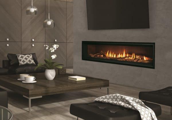 Enviro c60 linear gas fireplace | safe home fireplace in london & strathroy ontario
