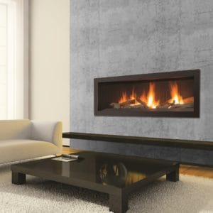 Enviro C44 Linear Gas Fireplace | Safe Home Fireplace in Strathroy & London Ontario