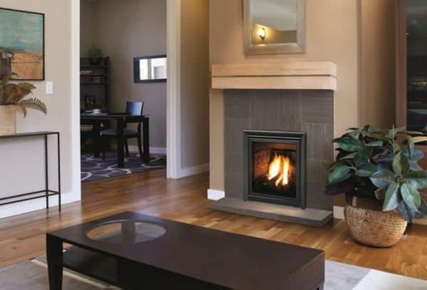 Enviro q1 gas fireplace | safe home fireplace in strathroy & london ontario