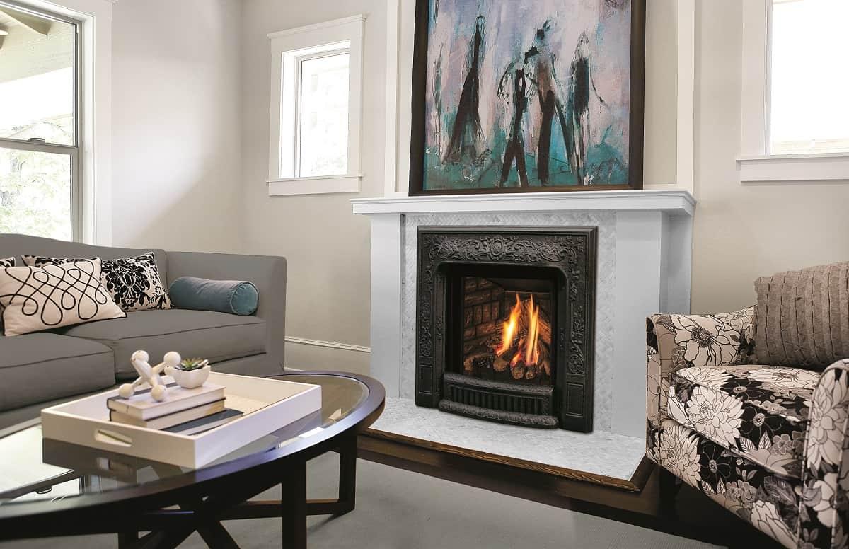 Enviro Q1 Gas Fireplace Safe Home Fireplace