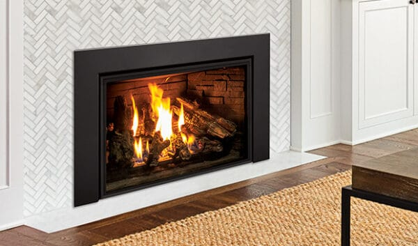Enviro e33 gas fireplace insert | safe home fireplace in london & strathroy ontario
