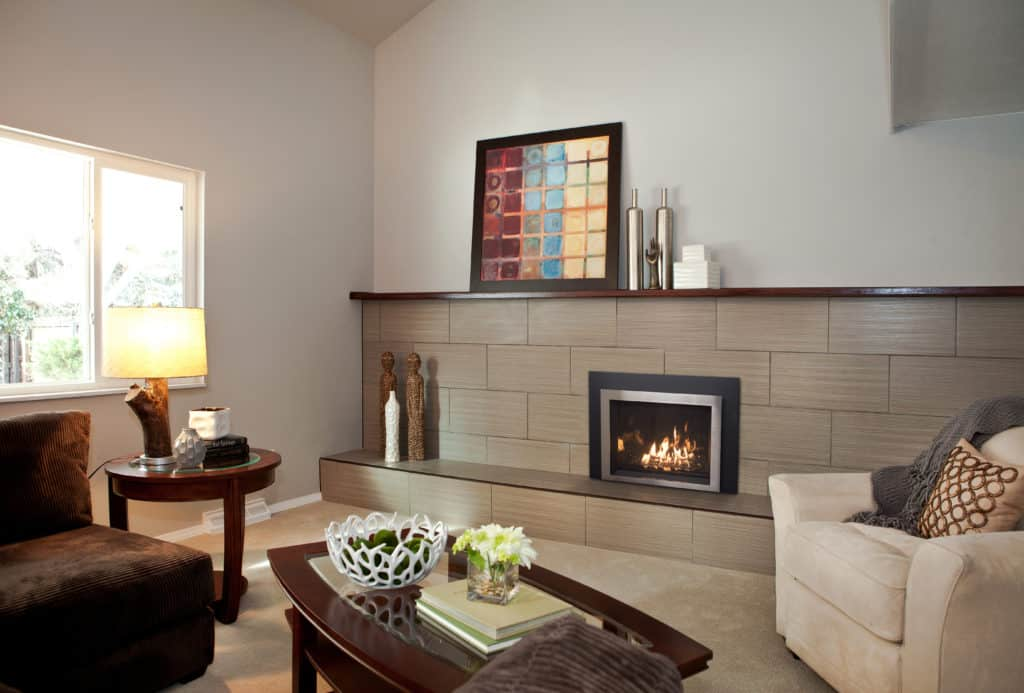 Pacific Energy Tofino I30 Safe Home Fireplace