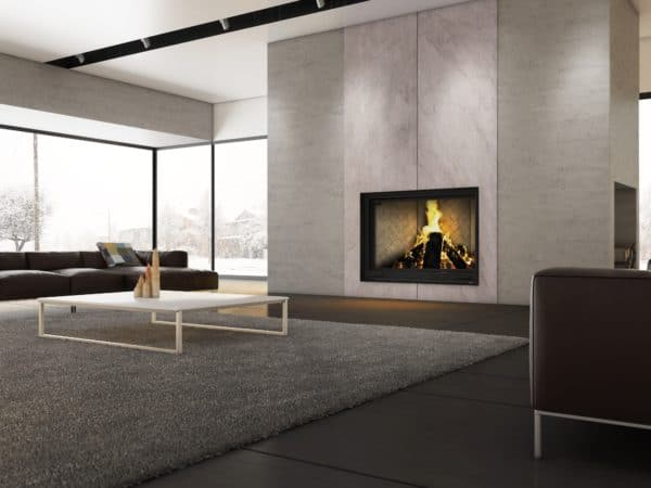 Valcourt frontenac fp11 wood fireplace | safe home fireplace: strathroy & london ontario
