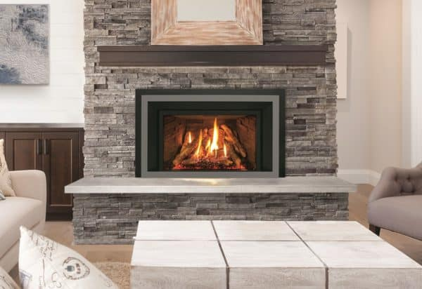 Enviro ex35 gas fireplace insert | safe home fireplace in strathroy & london ontario