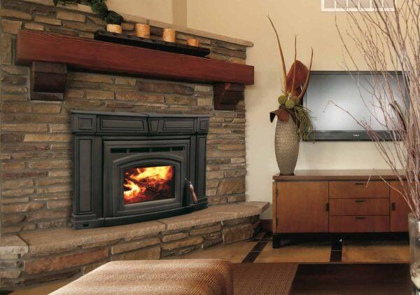 Enviro Cabello 1700 wood fireplace insert