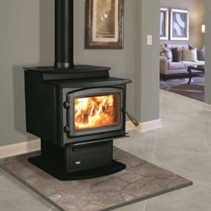 Enviro Kodiak 1700 freestanding wood stove