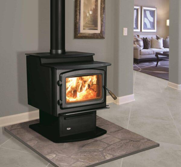 Enviro Kodiak 1700 freestanding wood stove