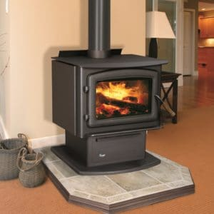 Enviro Kodiak 1200 freestanding wood stove