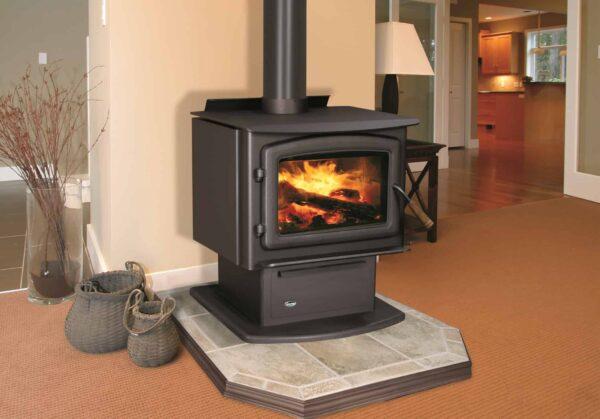 Enviro Kodiak 1200 freestanding wood stove