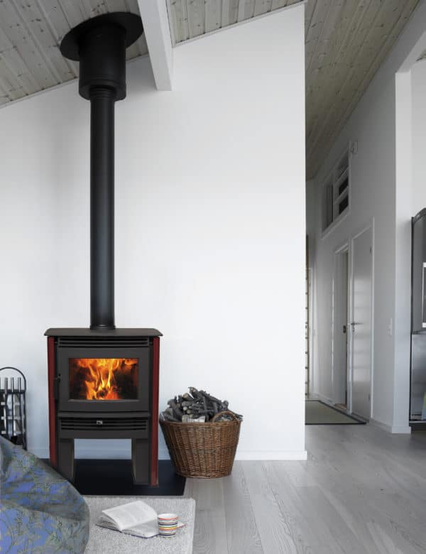 Pacific energy neo 1. 6 le wood stove | safe home fireplace in strathroy & london ontario