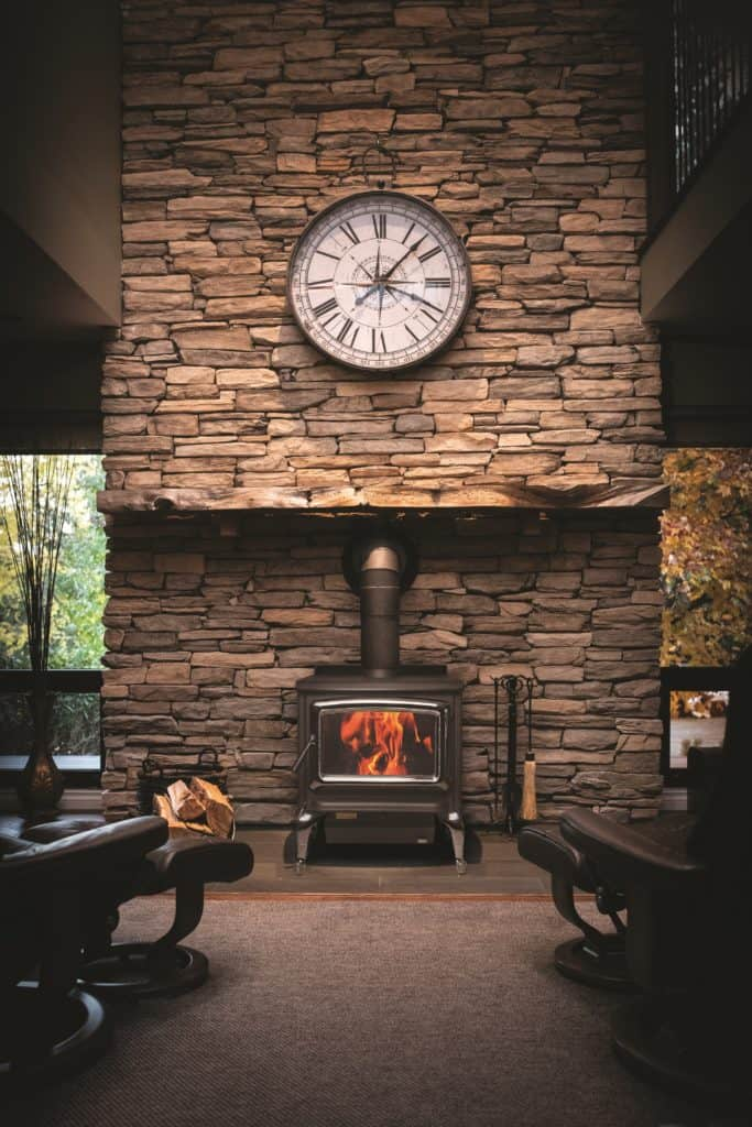 Pacific Energy Summit Le Wood Stove Safe Home Fireplace