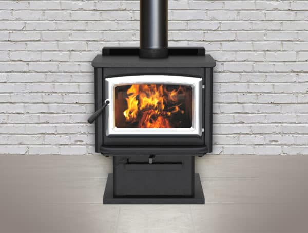 Pacific energy super 27 le wood stove | safe home fireplace in strathroy & london ontario