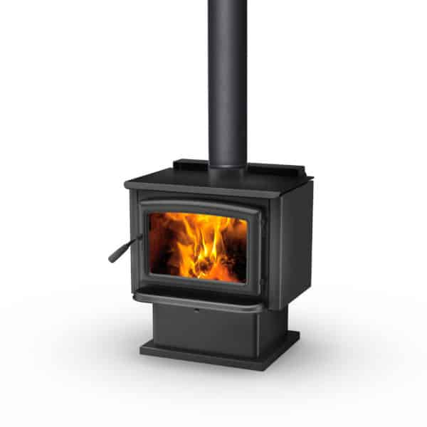 Pacific energy vista le wood stove | safe home fireplace in london & strathroy ontario