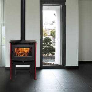 Pacific Energy Neo 2.5 LE Wood Stove | Safe Home Fireplace in London & Strathroy Ontario