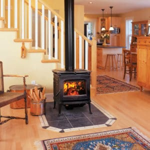 Pacific Energy Alderlea T4 LE Wood Stove | Safe Home Fireplace in London & Strathroy Ontario