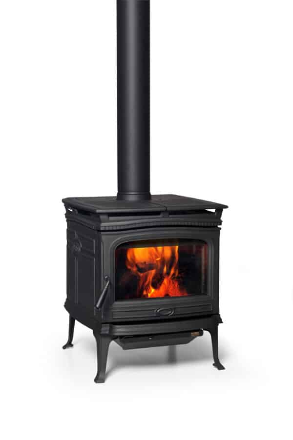 Pacific energy alderlea t5 le wood stove | safe home fireplace in strathroy & london ontario
