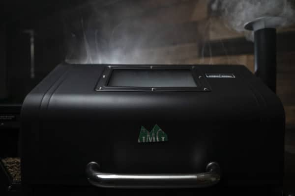Daniel Boone Prime Wifi Pellet Grill
