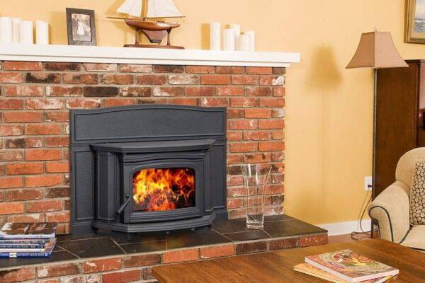 Pacific Energy Alderlea T5 Wood Fireplace Insert
