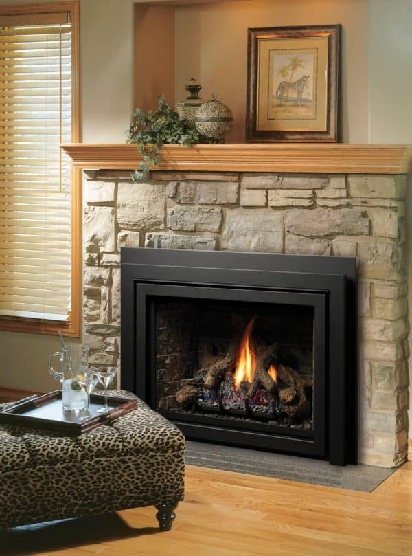 Kingsman idv43 gas fireplace insert