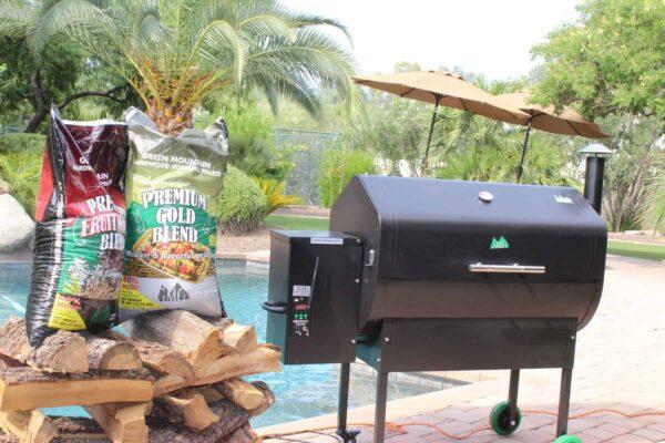 Jim bowie choice wifi pellet grill