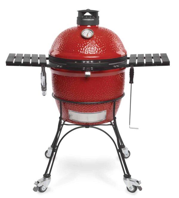 "Kamado joe classic joe 18"" charcoal grill"