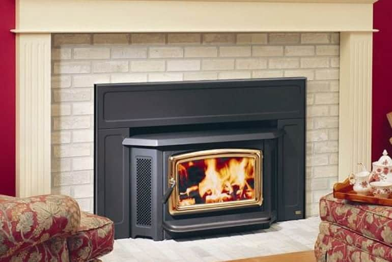 Pacific Energy Summit Le Wood Fireplace Insert Safe Home