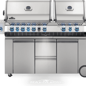 Napoleon Prestige PRO 825RSBI with stainless steel lid