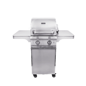 Saber Elite 2-Burner Stainless Steel Gas Grill