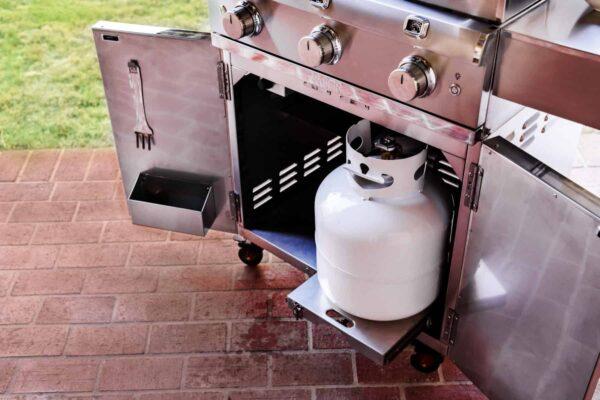 Saber Elite 3-Burner Stainless Steel Gas Grill