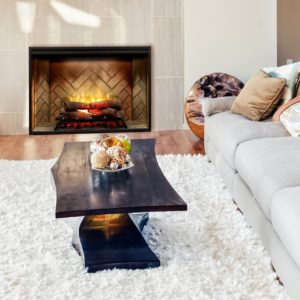 "Dimplex revillusion 42"" firebox 