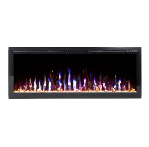 Toso bef-50bif linear electric fireplace