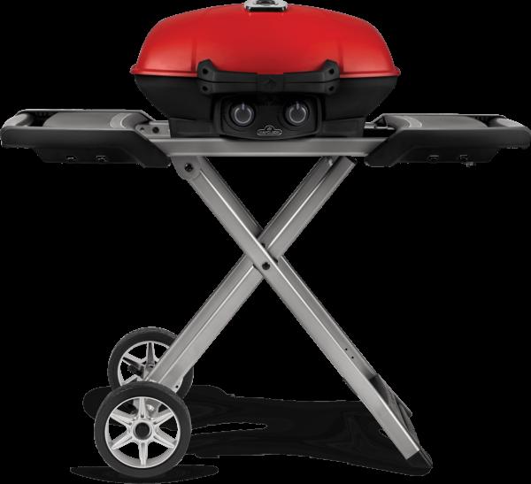 Napoleon TravelQ 285X with Scissor Cart