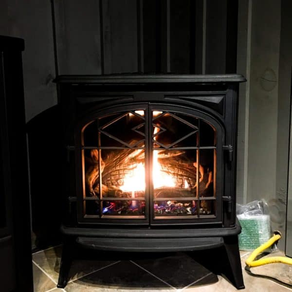 Pacific energy trenton gas stove