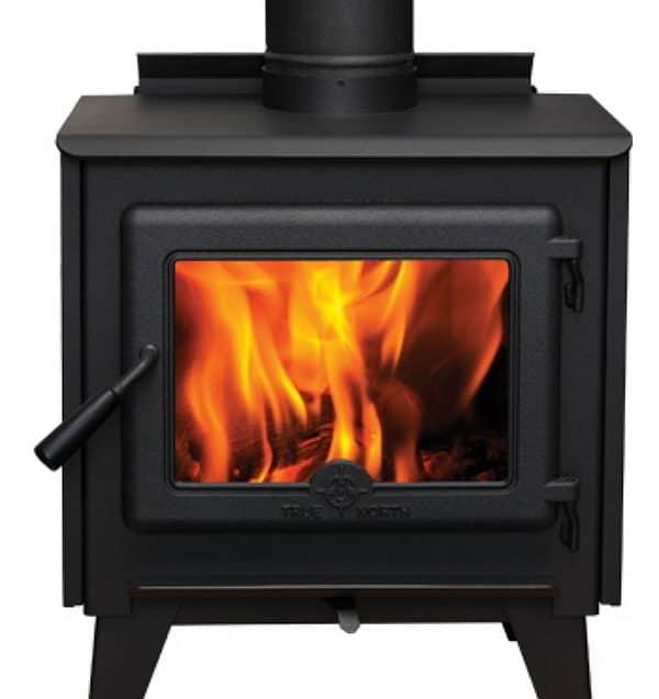 True north tn10 wood stove