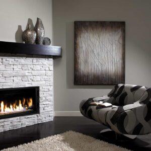 Kingsman ZCVRB3622 Gas Fireplace