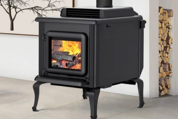J.A. Roby Magnum Wood Stove