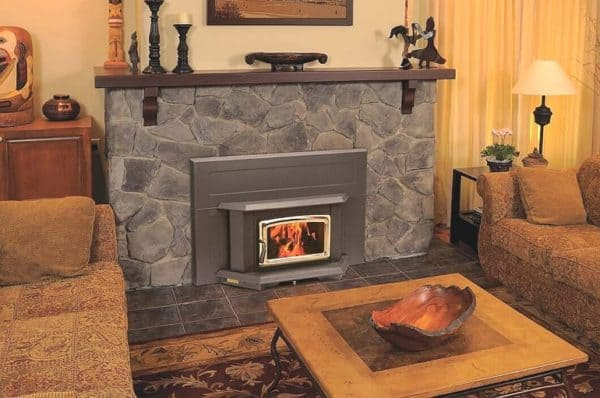 Pacific Energy Summit Wood Fireplace Insert