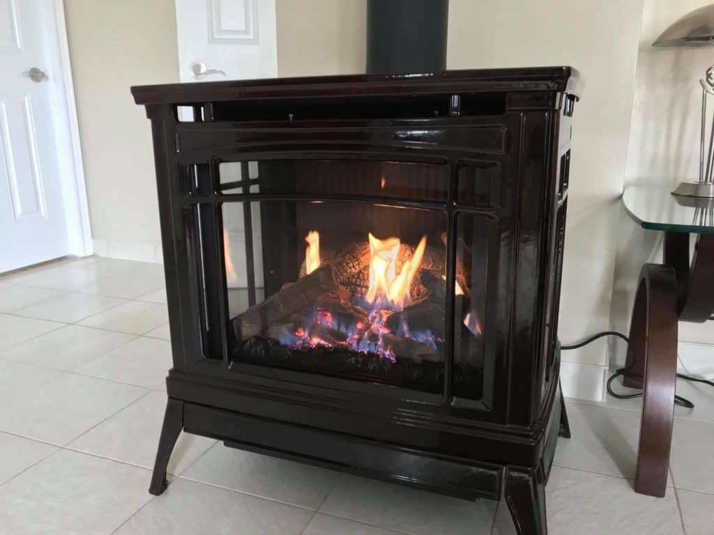 Natural Gas Fireplace Cleaning And Maintenance Safe Home