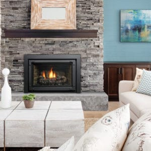 Capri 2 image on safe home fireplace website