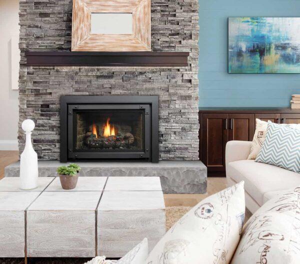 Capri 2 image on safe home fireplace website
