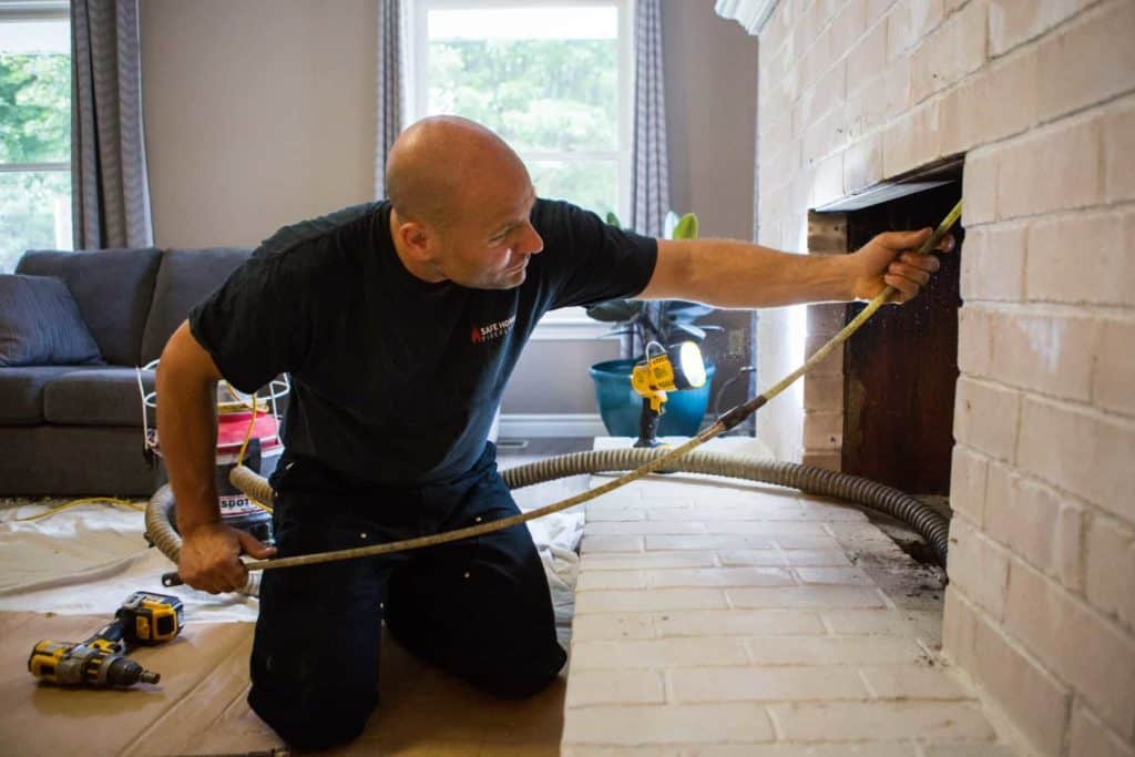 chimney cleaning london ontario