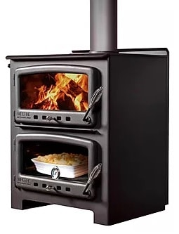 Nectre big bakers oven | safe home fireplace in strathroy & london ontario