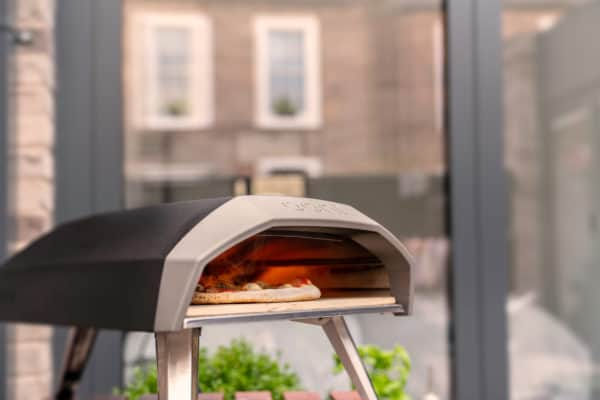 Ooni koda gas-fueled outdoor pizza oven | safe home fireplace: london & strathroy ontario