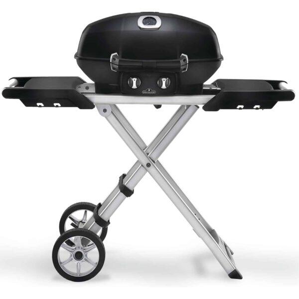 Napoleon travelq pro285x with scissor cart | safe home fireplace: strathroy & london ontario