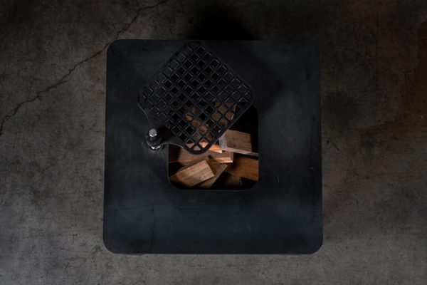 Black earth teppan grill | safe home fireplace: london & strathroy ontario