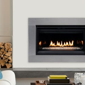 "Astria Compass DLX 35"" Gas Fireplace 