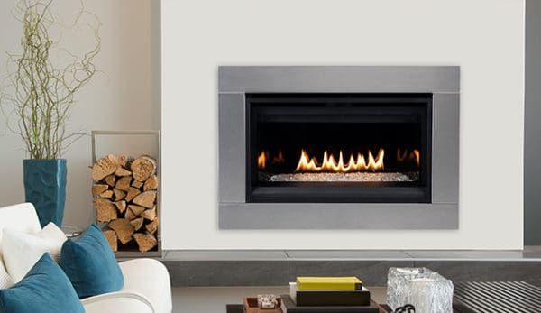 """Astria compass dlx 35"""" gas fireplace 