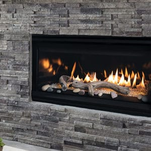 "Astria Compass DLX 45"" Linear Gas Fireplace | Safe Home Fireplace: London & Strathroy Ontario"